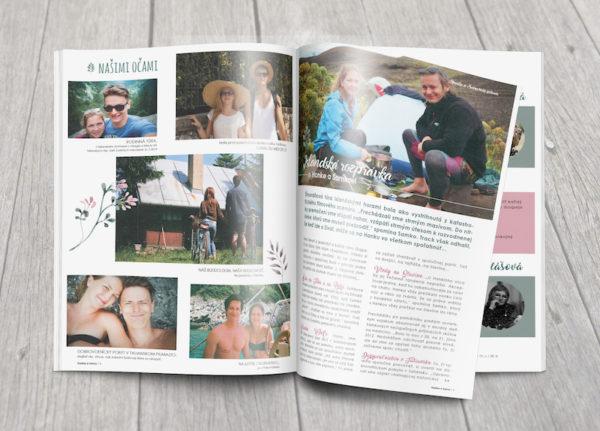 časopis o nas na svadbu