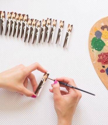 Detaily a doplnky na miniatúrky