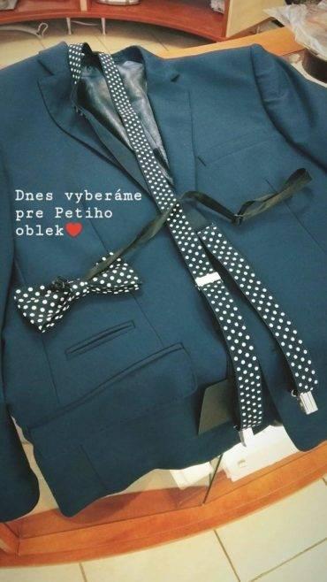 Oblek pre Petiho – Denník nevesty 9