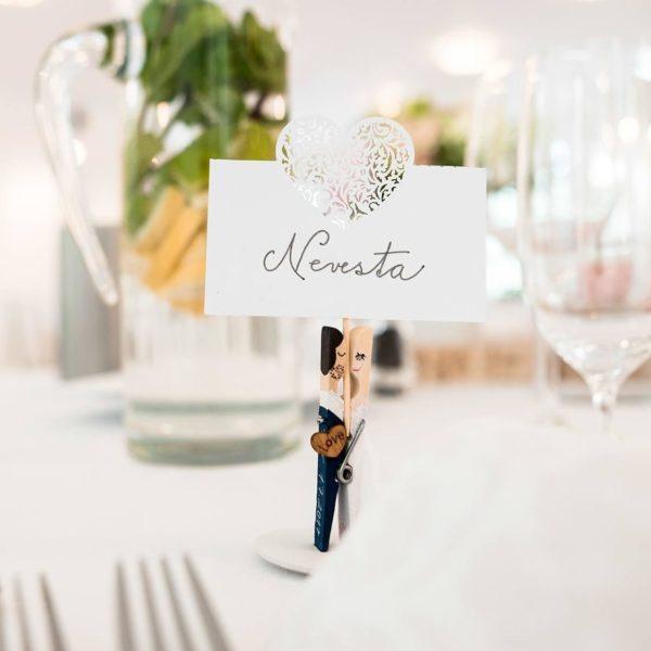 svadobne menovky pre hosti, menovky pre hosti na svadbe