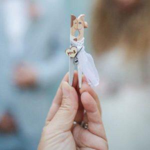 darceky pre svadobcanov, svadobne stipce, svadobne magnetky , magaela