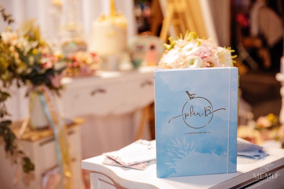 Plán B – svadobný plánovač