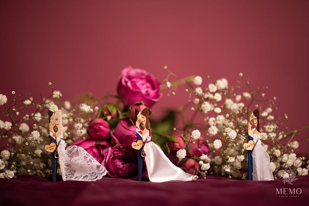 Originálne svadobné magnetky – vaše miniatúrky a ich použitie