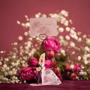 Svadobne magnetky handmade darčeky pre hostí