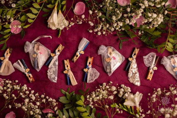 Svadobne jedinečnosti svadobné magnetky pre hostí na svadbe