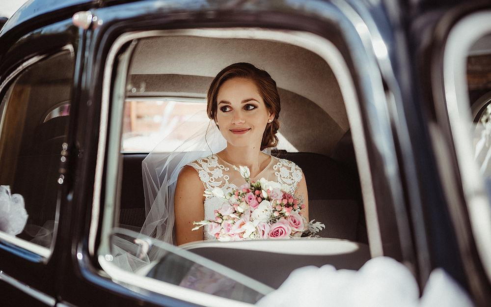 svadobna fotografia nevesty, autor Martin Novák