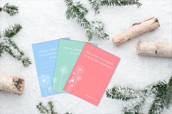 kartičky pre partnerov