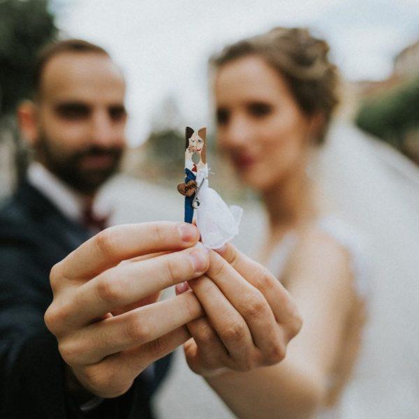 Darčeky pre hostí na svadbe, ktoré nebude mať každý.