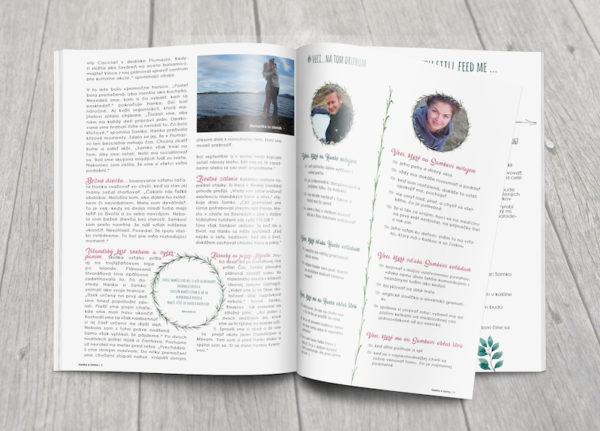 svadobný časopis o nas