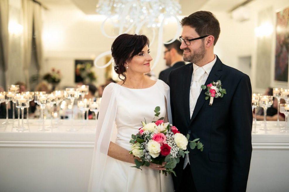 Zimná svadba Lydky & Petra